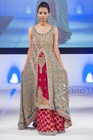 Sahzia Kiyani New Collection In Pakistan Fashion Show