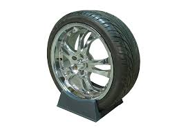 MPTS Plastic Tire Stand For PCR SUV Tires