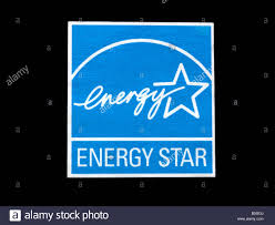 Energy Star Label Stock Photos Images