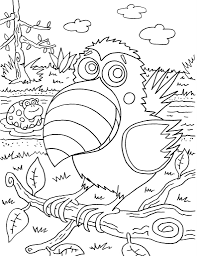 Coloring Pages Summer Vacation Archives In Kids