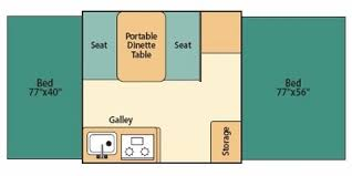 2011 Coleman Travel Trailer Floor Plans by 2010 Coleman Trailers Reviews Prices And Specs Rv Guide