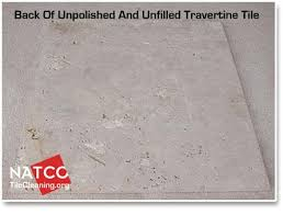 index of filling holes in travertine tile