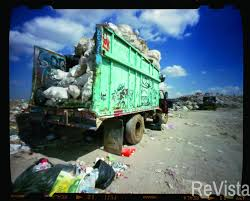 100 Tres Truck Transoceanic Traveling Trash ReVista