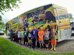 99 Game Party Truck Fun Birthday Party Idea In Pittsburgh Pennsylvania