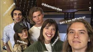 Halloweentown 3 Cast by Dylan Sprouse Acting New Movie Carte Blanche