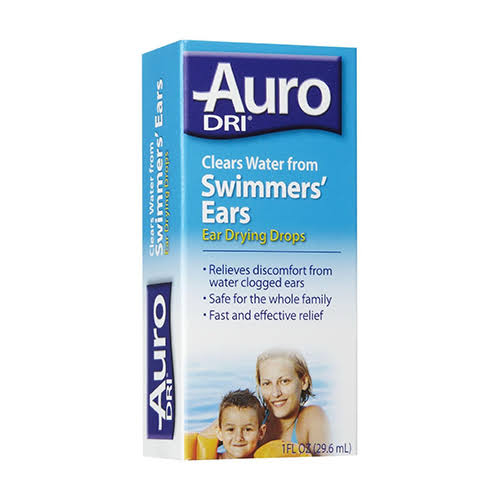 Auro Dri Auro Dri Ear Drops Water Drying Aid