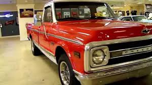 100 Chevy Truck 1970 C10 Pickup For Sale YouTube