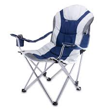 Dallas Cowboys Folding Chair by Time Reclining Camp Chair Outdoor