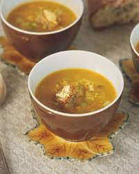 Rachael Ray Curry Pumpkin Soup by Thanksgiving Soup Recipes Martha Stewart