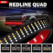 Tailgate Light Bar, Wayup 60'' Quad Row LED Truck Bed Light Strip ... Rampage Led Tailgate Light Bars Fast Free Shipping Putco 9200960 F150 Switchblade Bar 60 092018 Bully 30 Fresh Automotive Led Strips Home Idea 92 5 Function Trucksuv Brake Signal Reverse How To Install Access Backup Youtube Recon Xtreme Scanning Pacer Performance 20803 Outback F5 Redline Allsku Mulfunction Strip By Rough Country Long Truck Functions Runningsignal