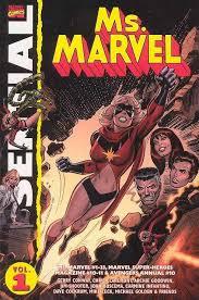 Essential Ms Marvel Volume 1