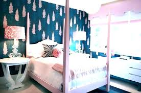 Blue Themed Room Bedroom Pink And Stylish
