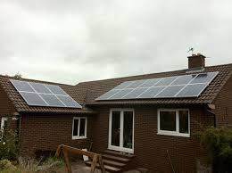 i want to install solar panels on my roof that has composite clay