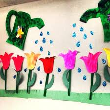 Classroom Wall Decoration Ideas For Preschool Best Class Decor And Display Images On School Art Activities