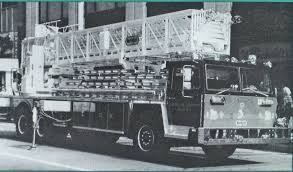 Century Of Development For Aerial Ladders - Fire Engineering