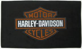 Harley Davidson Indoor Outdoor Rugs