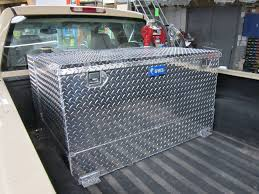 Pickup Bed Tool Boxes by Types Of Truck Bed Tool Boxes Trick Trucks