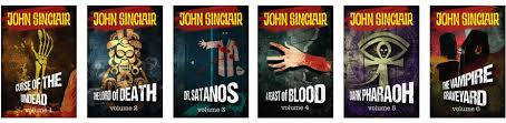 Horror Ebook Cover Series By Imacon