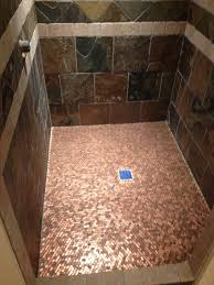 Home Depot Bathroom Tile Ideas by Bathroom Appealing Wood Tile Flooring In The Large Bathroom Home