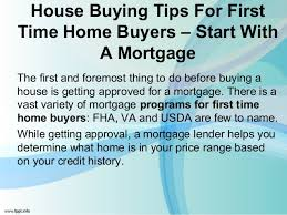 Top 5 First Time HomeBuyer Tips For First Time Home ers