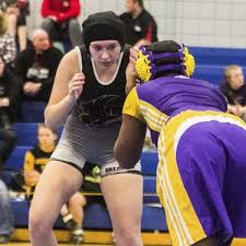 Locals Compete In First Girls Wrestling Tournament Sports