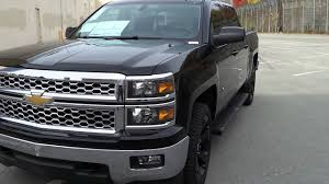 100 Chevy Truck 2014 All New Silverado Phantom All Black YouTube
