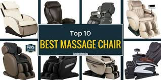 Massage Pads For Chairs by The Top 10 Massage Chairs And More Jan 2018
