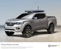 100 Australian Pickup Truck Renault Alaskan Launch A Very High Probability
