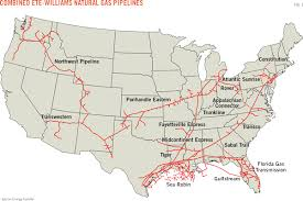 ETE Operated 71000 Miles Of Pipelines Connecting Wells And Processing Centers Throughout Texas The Gulf Coast Midwest