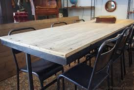 table industrielle par le marchand d oublis