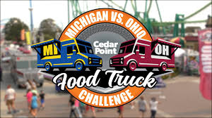 Cedar Point - 2018 Cedar Point Food Truck Challenge | Facebook Ksat Defenders Investigate Food Truck Ipections Saffola Masala Oats Cravenomore Food Challenge A Seasoning And Salt Filming At Dinerama Ldon Researching Awesome Street For Our Truck Challenge Teambonding Cporate Team Building Flickr Sketchwall Couple Days Left Local Motors Battle Of The Branches Ohiolug 24kitchen Programma