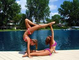 Yoga Moves With Friends