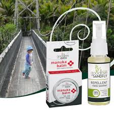 Win 1 of 5 Adventure Kids Pack which include 50ml Goodbye SANDFLY