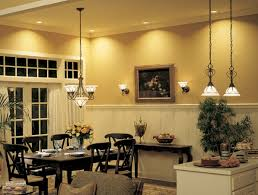 Narrow Console Table Design Also Beautiful Wainscoting And Antique Dining Room Lights Idea
