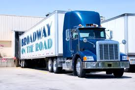 Showbiz Trucking: Moving The Show…