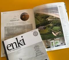 100 Modern Architecture Magazine Press Features