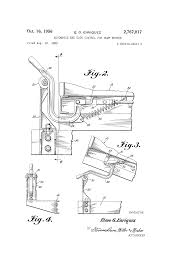Patent US2767017 - Automatic End Gate Control For Dump Trucks ...
