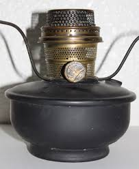Aladdin Caboose Lamp Bracket by Aladdin Model B Metal Font Lamps