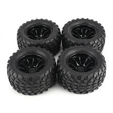 4Pcs 130mm Wheel Rim Tires For 1/10 Monster Truck Racing RC Car ... Shop Remote Control 4wd Triband Offroad Rock Crawler Rtr Monster 4x 32 Rc 18 Truck Wheels Tires Complete 1580mm Hex Essentials 4x 110 Stadium And Set For Wltoys 18628 118 6wd Climbing Car 5219 Free Shipping 4pcs Rubber 150mm For 17mm 4 Chrome Truck Wheels With Pre Mounted Tires 1 10 Monster Amazoncom Alluing Fourwheel Drive Military Card Strong Power Scale 6 Spoke Short Course Tyres4pc Radio Mounted 4pcs Tyre 12mm Hex Rim Wheel Hsp Hpi Traxxas Off Road Bigfoot In Toys