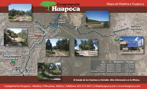100 Where Is Chihuahua Located Location And Directions Campamento Hupoca