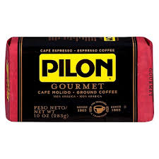 Pilon Roast Gourmet Espresso Dark Ground Coffee