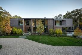 100 Architects Southampton A Private Retreat Built Amongst The Trees In