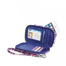 Vera Bradley Katalina Pink Smartphone Wristlet 2 0