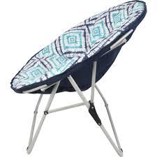 Mainstays Desk Chair Spearmint by Mainstays Oversize Saucer Chair Grey Walmart Com