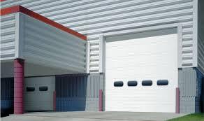 White s Garage Door