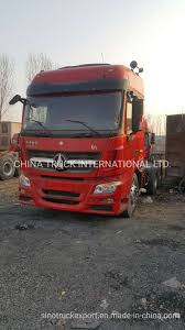 100 Used Tow Trucks China Sinotruk HOWO 64 North Benz Tractor Truck Or