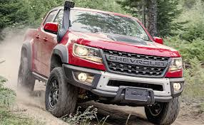 GM Partners With Aftermarket Firm On Chevy Colorado ZR2 Bison