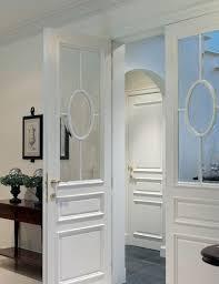 classic door with glass beautiful innenglastüren