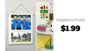Walgreens Photo | 11x14 Poster For $1.99 :: Southern Savers
