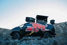 Red Bull Reveals Latest Defender-based Event Truck - Photos | CarAdvice Watch This Ford Protype Sports Car Take On A Raptor Trophy Truck Red Bull Frozen Rush 2016 Race Results And Vod Vintage Offroad Rampage The Trucks Of The 2015 Mexican 1000 Hot Tearin It Up At Baja 500 In Trophy Truck Baja500 Baja Racing Google Search Pinterest 2008 Volkswagen Touareg Tdi Front Jumps Ghost Town Motor1com Photos 2017 Sunday 900hp On Snow Moto Networks Livery Gta5modscom New Drivin Dirty With Bryce Menzies